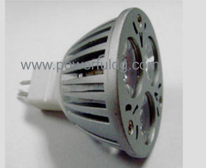 LED压铸灯杯射灯MR16