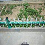 洛阳小区别墅围栏网 折弯铁艺护栏网 锌钢围墙栏杆