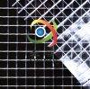 超大方格2*2PVC透明夾網布 PVC網格布