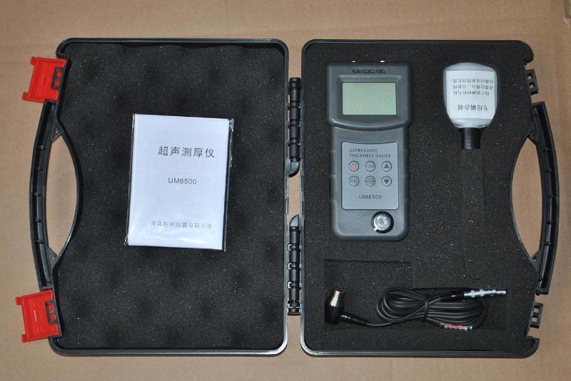 超声波测厚仪  钢板厚度仪,钢板测厚仪UM6500