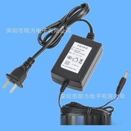12V1A双线开关电源 12V1A直流LED电源