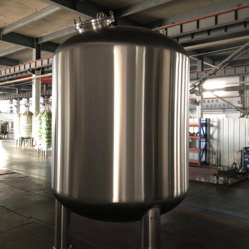 HYC-G搅拌罐 定制夹套保温不锈钢搅拌罐