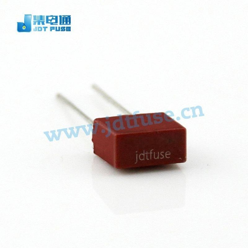 JFS1160TR 1.6A 250v方塊保險絲深圳廠家塑封