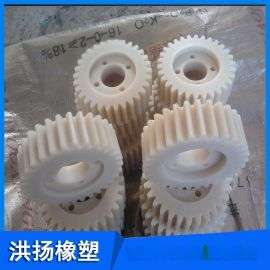 尼龙传动齿轮 传动配件 MC含油耐磨尼龙齿轮