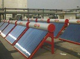 上海大型宾馆酒店太阳能热水器工程公司
