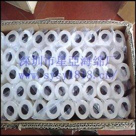 供应工业抗酸PVC吸水滚筒 电子线路板清洗PVC吸水海绵管
