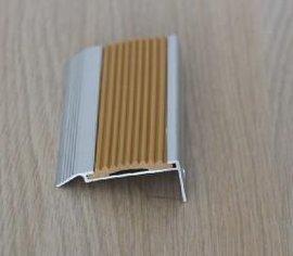 铝合金楼梯防滑条楼梯踏步金属包角