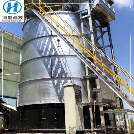 猪粪鸡粪牛粪高温发酵罐 畜禽粪便转化有机肥设备