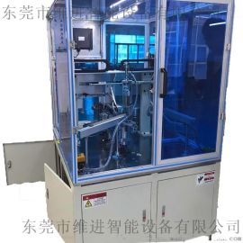 维进油烟机风轮半自动插片机 油烟机风轮组装机订制