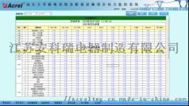 汕头大学新体育中心电力监控系统