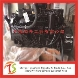 康明斯ISBE4发动机总成 东风天锦电控柴油发动机