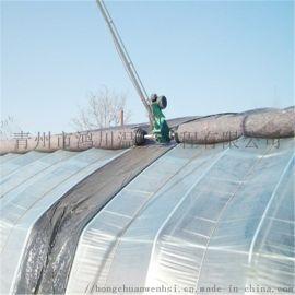 节能日光温室设计方案 湖南日光温室大棚 鸿川温室
