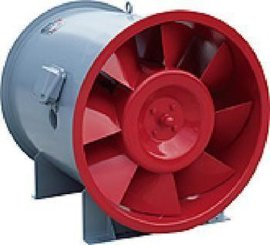万商专业生产消防双速高温排烟风机