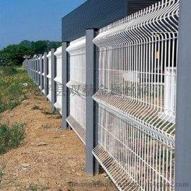 江苏护栏网厂家 批量生产6X20加强型折弯护栏网