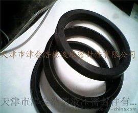 台湾NAK油封V型组合密封件夹布材质天津厂家
