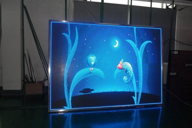 P3室內全綵led顯示屏