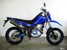 雅马哈XT250X越野摩托车报价,