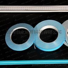 厂家现货出售LED蓝膜玻纤导热双面胶