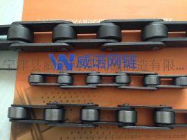 C212A,C2062双节距大滚珠输送链条 厂家5米起订