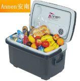 安南45L車載冰箱電子冷暖箱車家兩用戶外垂釣小冰箱扶手冰箱