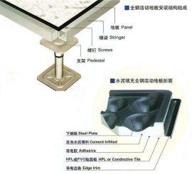 高架防静电活动地板|沈飞防静电高架地板|全钢高架活动防静电地板