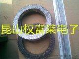膨脹石墨盤根環又稱柔性石墨盤根環