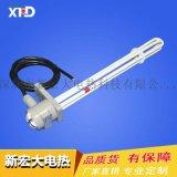 5kw鐵氟龍加熱管 380V控溫特氟龍發熱管 耐腐蝕電熱管