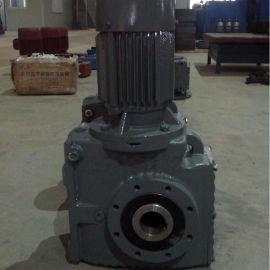 K127螺旋锥齿轮减速机