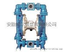 皖威尔顿衬氟气动隔膜泵,化工气动隔膜泵,耐腐蚀气动隔膜泵