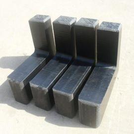 厂家直销超耐磨UPE举升机滑块 超高分子量聚乙烯滑块生产加工