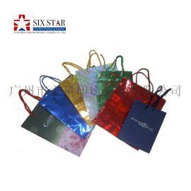 专业生产手挽袋铜版纸包装袋礼品袋直销