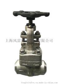 上海风雷焊接闸阀,铸钢高温高压闸阀,Z61Y硬密封闸阀