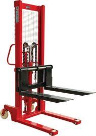 液压叉车|升降车|手动液压车1吨2吨3吨堆高车CTY
