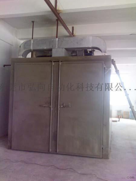 电加热烤房 大型烤房 工业烤箱大烤箱