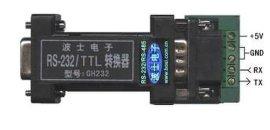 GH232 有源光电隔离RS-232/TTL电平转换器