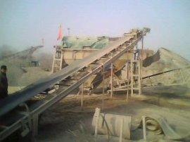 宏展20-200T制砂生产线 砂石生产线