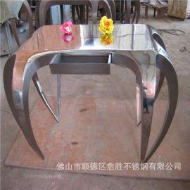 河南镜面不锈  宝展示架定做厂家 镜面不锈钢工艺件