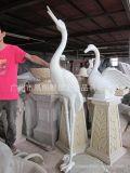 廠家直銷 動物砂岩工藝品? 軟裝配飾 家居擺件 仙鶴