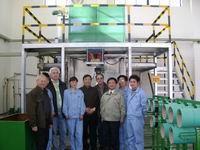 玄武岩纤维单元窑设备(DSD-50)