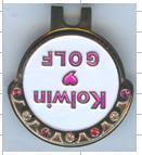 金屬圓型徽章