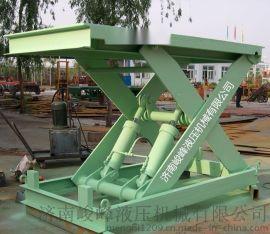 青岛SJG系列固定式升降平台 固定剪叉式升降货梯