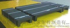山东庆云奥兰机床附件制造有限公司生产340型皮老虎 风琴防护罩