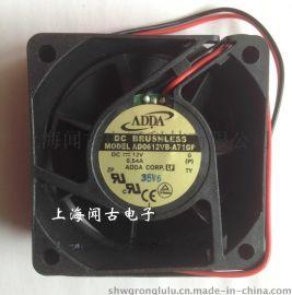 ADDA直流散热风扇AD0612VB-A71GP服务器专用协禧6025GP大风量系列