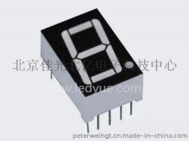 0.56英寸一位数码管共阴共阳红光北京天津河北山东上海SMA41/2056/5611A/B