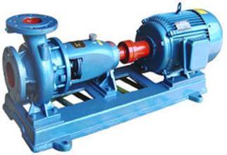 東泉IS單級單吸臥式離心泵