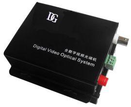 1路视频数字光端机
