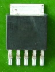 N+P溝道MOSFET