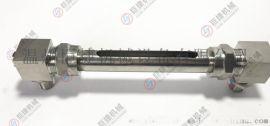 304简易液位计 小型外螺纹玻璃管水位计 简易油位计 简易型液位计