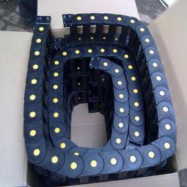 旭曦供应钢制拖链S型尼龙拖塑料链TL钢铝拖链坦克链新品