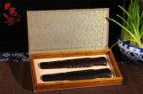 中国风文雅琴式对镇 紫光檀古琴镇尺